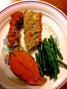 Flavourful Paleo Meatloaf